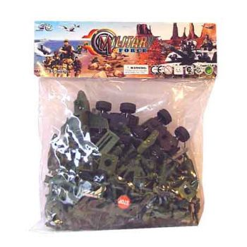 Military Soldiers, Vehicles & Accessories