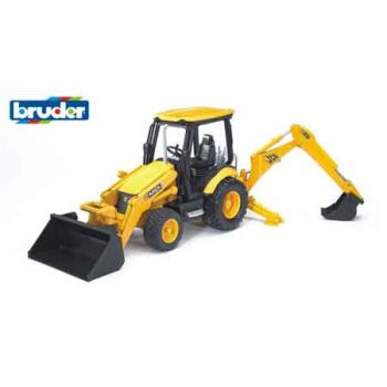 Bruder 1:16 JCB MIDI CX Backhoe Loader