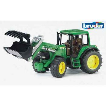 Bruder 1:16 John Deere 6920 Tractor w/Frontloader