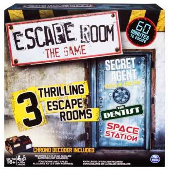 Escape Room - 3 Game Pack
