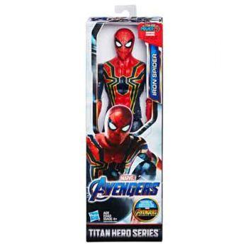 Avengers Movie Titan Hero Iron Spider