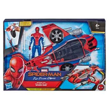 Spiderman Movie Vehicle