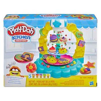Playdoh Sprinkle Cookie Surprise
