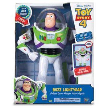 Toy Story 4 Deluxe 12 inch Talking Buzz Lightyear