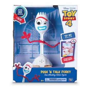 Toy Story 4 Deluxe 9 inch Talking Forky