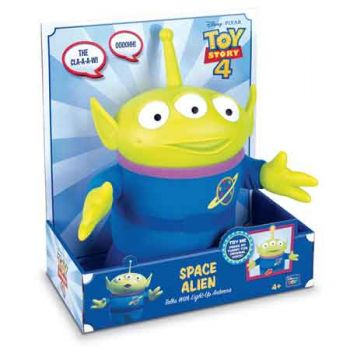 Toy Story 4 Deluxe 10.5 inch Talking Alien
