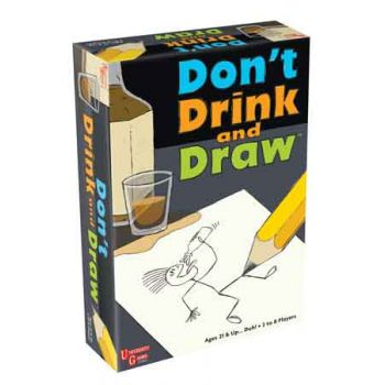 Don't Drink & Draw Party Game