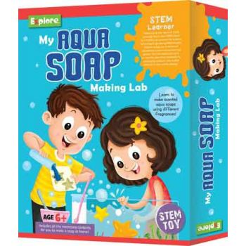 Explore STEM Medium - My Aqua Soap Making Lab