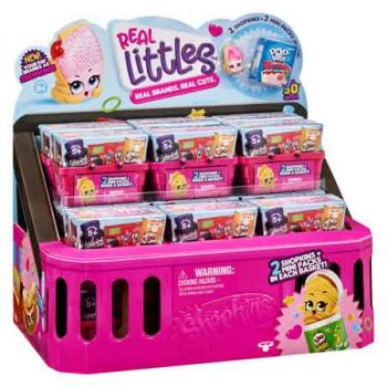 Shopkins Real Littles Mini Pack ( ONLY SOLD in a display of 24 )