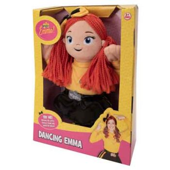 The Wiggles Dancing Plush - Emma