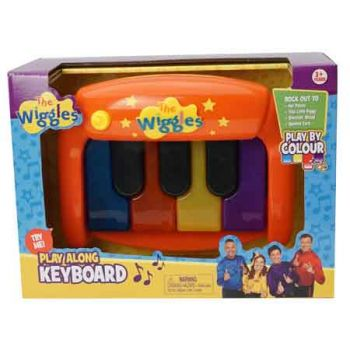 The Wiggles Electronic Keyboard