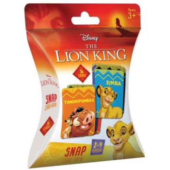 The Lion King Snap Card Game