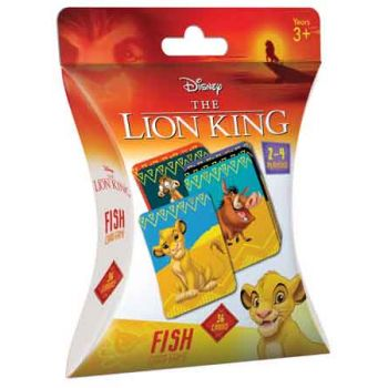 The Lion King Fish Card Game