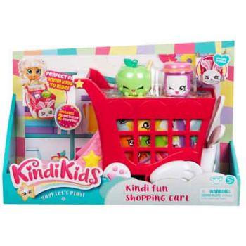 Kindi Kids Kindi Fun Shopping Cart