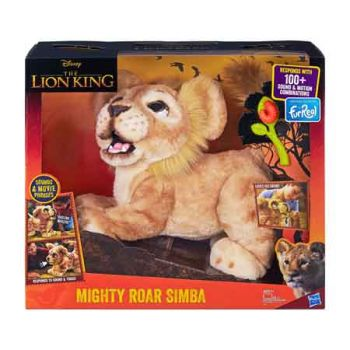 FurReal Mighty Roar Simba
