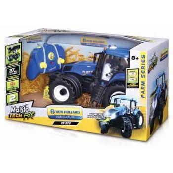 Maisto Radio Control 1:16 New Holland Farm Tractor