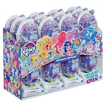 My Little Pony Cutie Mark Crew Balloon Blind Packs ( ONLY SOLD in Display of 24 )