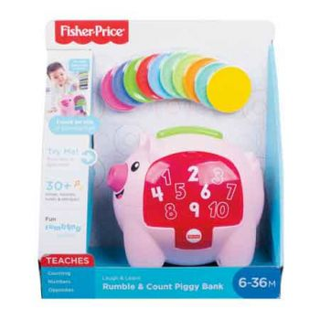 Fisher Price Laugh & Learn Piggy Bank