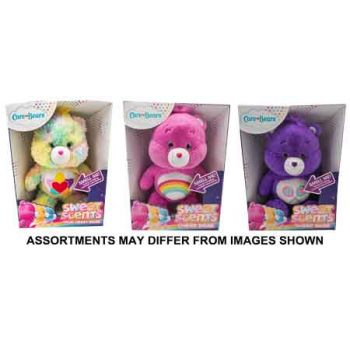 Care Bears Scented Plush Wave 1 assorted