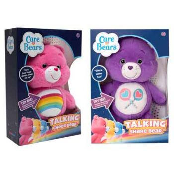 Care Bears Talking Plush assorted