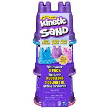 Kinetic Sand Shimmers Multi Pack