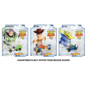 Hot Wheels Toy Story assorted ( ONLY SOLD in Carton of 8 )