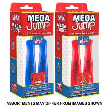 Wicked Mega Jump Rope assorted - Double