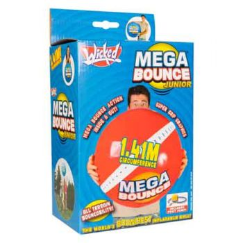 Wicked Mega Bounce Junior assorted