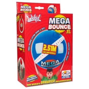 Wicked Mega Bounce XL assorted