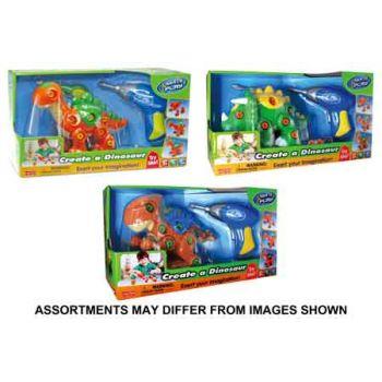 Create & Play Dinosaur assorted