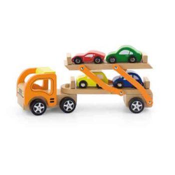 Viga Wooden Car Carrier
