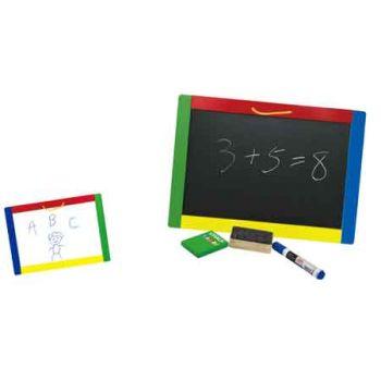 Viga Wooden Magnetic Chalk Blackboard