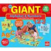 Giant Alphabet & Numbers Puzzle