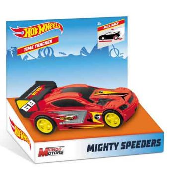 """""""Hot Wheels 5"""""""" Mighty Speeders Pull Back assorted"""""""