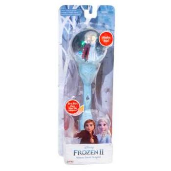 Frozen 2 Sisters Musical Snow Wand assorted
