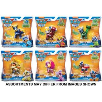 Paw Patrol Hero Pup Mighty Pups SuperPaws assorted ( ONLY SOLD in Carton of 6 )