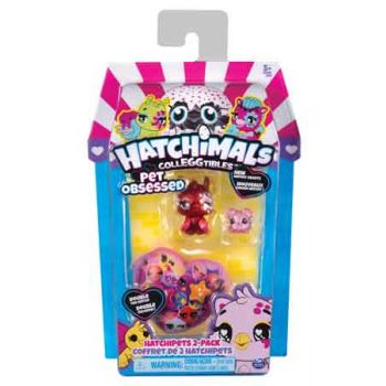 Hatchimals Colleggtibles Series 7 HatchiPets 3 Pack assorted
