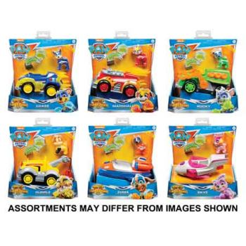 Paw Patrol Mighty Pups SuperPaws Themed Vehicles assorted ( ONLY SOLD in Carton of 6 )
