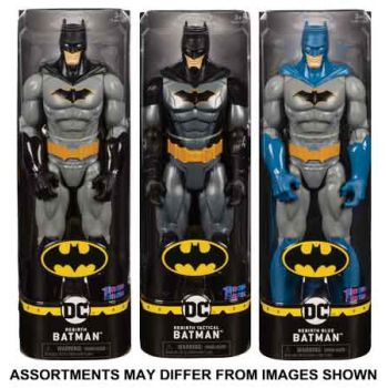 """""""Batman 12"""""""" Figure assorted ( ONLY SOLD in Carton of 6 )"""""""