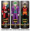 """Batman 12"""" Figure assorted - NO BATMAN ( ONLY SOLD in Carton of 4 )"""