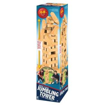 """Classic Games 34"""" Giant Tumbling Tower"""