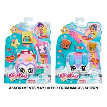 Kindi Kids Series 2 Accessory Pack assorted ( ONLY SOLD in Carton of 3 )