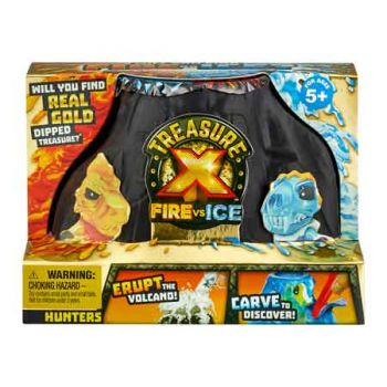 Treasure X Series 4 Single Pack assorted ( ONLY SOLD in Display of 9 )
