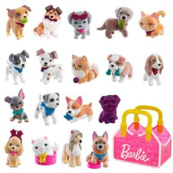 Barbie 2pk Carrier assorted ( ONLY SOLD in Display of 18 )
