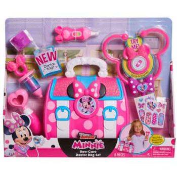 Minnie Happy Helpers Bow-Care Doctor Bag Set
