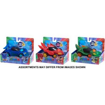 PJ Masks Glow Vehicles assorted