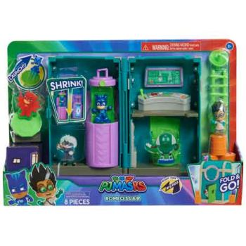PJ Masks On The Go Romeos Lab
