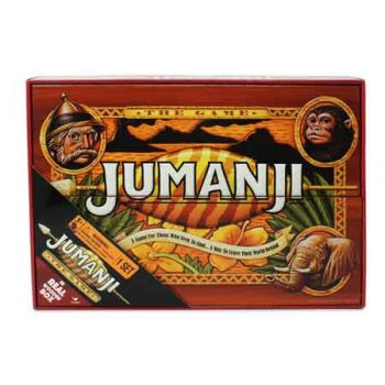 Jumanji Game Wood