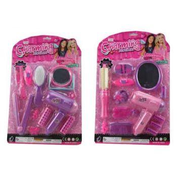 beauty salon set carded assorted  all brands toys pty ltd