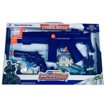 Police Force Playset assorted